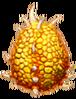 AvB Mutter der Feuerwürmer Ei