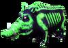 SoD Tier Wildschwein Finsternacht grün