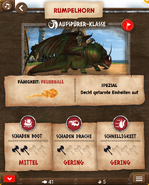 Drachenjäger kommen Drache Rumpelhorn
