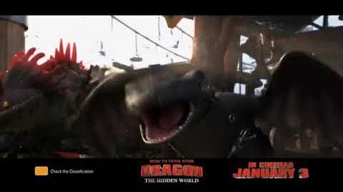 How To Train Your Dragon The Hidden World Australia Tv Spot 4