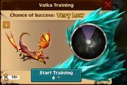 Flashfright Valka First Chance