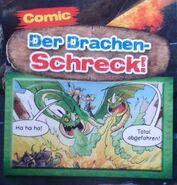 Der DrachenSchreck Titelbild