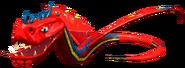 SoD Flügelschlange Rennstreifen