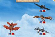 König der Drachen Kampf 2