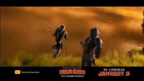 How To Train Your Dragon The Hidden World Australia Tv Spot 3
