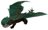 AvB Alpha-Schatten Titanflügler NBG