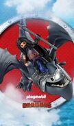 PLAYMOBIL WALLPAPER DREAMWORKS DRAGONS 2