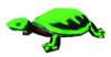 SoD Tier Schildkröte Finsternacht grün