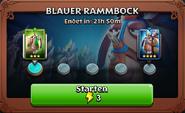 TU Quests - Blauer Rammbock 1
