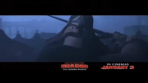 HOW TO TRAIN YOUR DRAGON 3 - TV Spot 5 (High Quality)