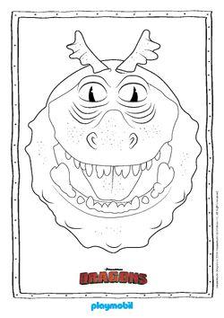 Ausmalbilder Drachenzahmen Leicht Gemacht Wiki Fandom