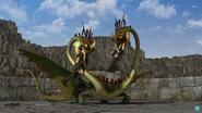 Dragon Training - Zipper 7