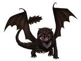 Fusselflausch/Dragons - Aufstieg von Berk