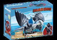 Playmobil - Drago mit Donnerklaue - Box