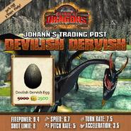 Devilish Dervish SoD