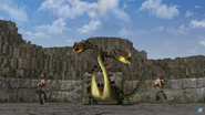 Dragon Training - Zipper 3