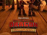 How to Train Your Dragon - Snoggletog Log