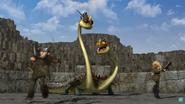 Dragon Training - Zipper 1