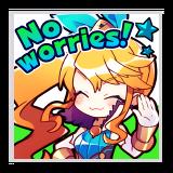 """Elisanne """"No worries!"""""""