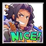 "Ranzal ""Nice!"""