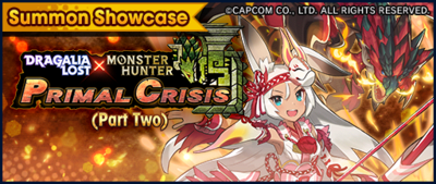 Banner Summon Showcase Monster Hunter Primal Crisis (Part Two).png