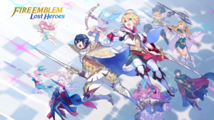PromotionalArt Fire Emblem Lost Heroes main.png