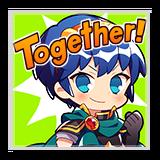 """Marth """"Together!"""""""