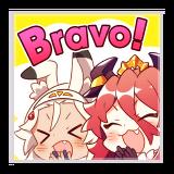 """Sarisse & Mym """"Bravo!"""""""