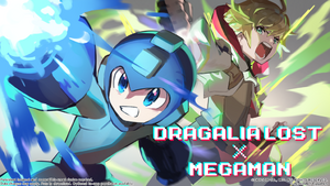 PromotionalArt Mega Man Chaos Protocol (Nov 2019) Commemoration.png