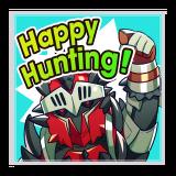 "Hunter Berserker ""Happy Hunting!"""