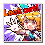 """Elisanne """"Look out!"""""""
