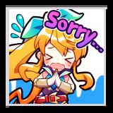 "Elisanne ""Sorry!"""