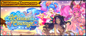 Banner Summon Showcase A Crescendo of Courage (Summon Showcase).png