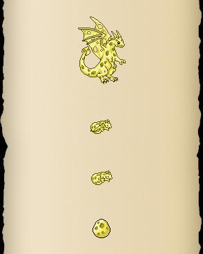 Cheese Dragon