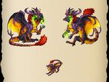 Arcana Dragon