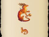 Lihnseyre Dragon