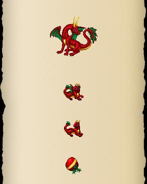 Holly Dragon