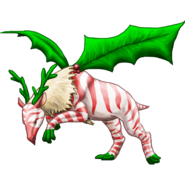Yulebuck dragon 2014