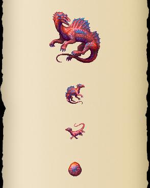 Aranoa Dragon