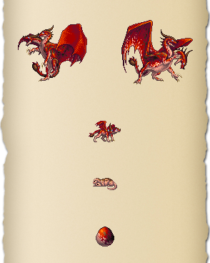 Hooktalon Dragon