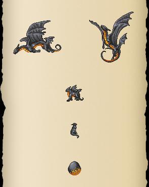 Dark Lumina Dragon
