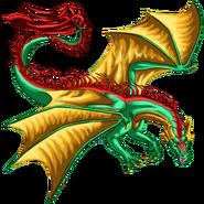 Ribbon dancer dragon 2014