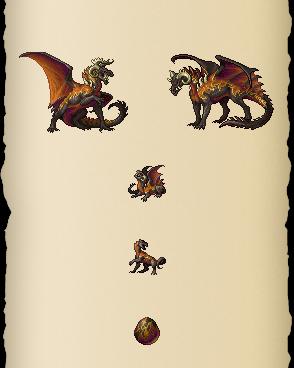 Pitfire Dragon