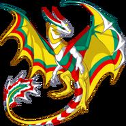 Winter magi dragon 2014