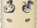 Blancblack Dragon