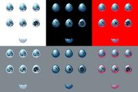 Celestial egg transparency