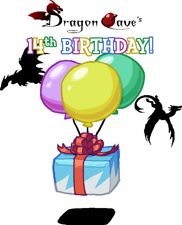 2020-05-21 Dragon Cave's 14th Birthday release.png