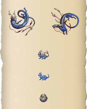 Gemshard Dragon