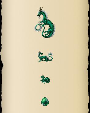 Almerald Dragon