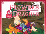 Flowers & Dragons